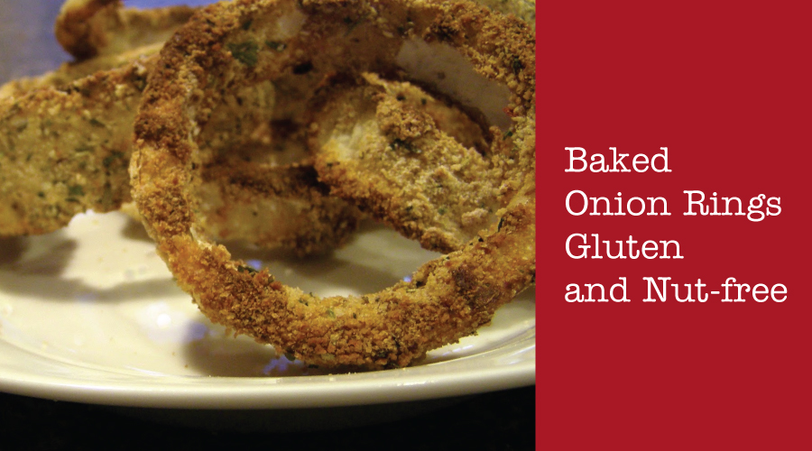 Snack, Dinner: Irresistible Baked Gluten and Nut-free Onion Rings ...